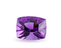 Gems:Faceted, Gemstone: Amethyst - 11.75 Ct.. Brazil. 15.3 x 12.4 x 10.6mm. ...