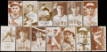 """Autographs:Sports Cards, Signed Scarce 1974 TCMA """"1902-1953 St. Louis Browns"""" Card Collection (13). ..."""