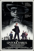 "Movie Posters:Crime, The Untouchables (Paramount, 1987). One Sheet (27"" X 41""). Crime....."