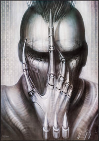 """Future-Kill (International Film Marketing, 1985). Autographed and Numbered Limited Edition Lithograph Poster (26"""" X..."""