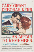 "Movie Posters:Romance, An Affair to Remember (20th Century Fox, 1957). One Sheet (27"" X41""). Romance.. ..."