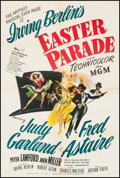 """Movie Posters:Musical, Easter Parade (MGM, 1948). One Sheet (27"""" X 41"""") Style D. Musical.. ..."""