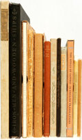 Books:Literature Pre-1900, [Literature]. Group of Twelve Titles, One of Which are SIGNED.Various publishers and dates.... (Total: 12 Items)