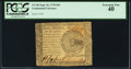 Colonial Notes:Continental Congress Issues, Continental Currency September 26, 1778 $60 PCGS Extremely Fine40.. ...