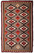 Other, A Navajo Regional Rug. c. 1915...