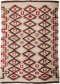 Other, A Navajo Regional Rug. c. 1920...