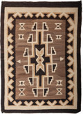American Indian Art:Weavings, A Navajo Regional Rug. ...