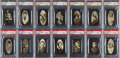 "Non-Sport Cards:Sets, 1934 Carreras ""Film Stars"" Complete Set (72) - #2 on the PSA SetRegistry. ..."
