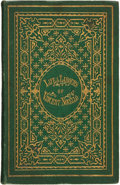 Books:Biography & Memoir, Mary Cowden Clark. The Life and Labours of Vincent Novello, byHis Daughter... London: Novello & Co., [circa 1863]....