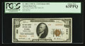 National Bank Notes:Pennsylvania, York, PA - $10 1929 Ty. 2 The York County NB Ch. # 694. ...