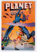 Golden Age (1938-1955):Science Fiction, Planet Comics #48 (Fiction House, 1947) Condition: VG+....
