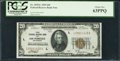 Small Size:Federal Reserve Bank Notes, Fr. 1870-L $20 1929 Federal Reserve Bank Note. PCGS Choice New 63PPQ.. ...