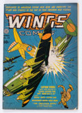 Golden Age (1938-1955):War, Wings Comics #20 (Fiction House, 1942) Condition: VG-....