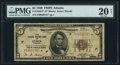 Small Size:Federal Reserve Bank Notes, Fr. 1850-F* $5 1929 Federal Reserve Bank Star Note. PMG Very Fine 20 Net.. ...