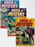 Silver Age (1956-1969):Horror, House of Mystery Group of 19 (DC, 1953-62) Condition: AverageGD/VG.... (Total: 19 Comic Books)
