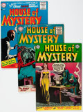 Silver Age (1956-1969):Horror, House of Mystery Group of (DC, 1954-63) Condition: Average ApparentVG/FN.... (Total: 25 Comic Books)