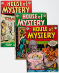 Silver Age (1956-1969):Horror, House of Mystery Group of 25 (DC, 1952-62) Condition: AverageApparent FR/GD.... (Total: 25 Comic Books)