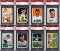 Baseball Cards:Lots, 1951 Bowman Baseball Low Number Collection (182). ...