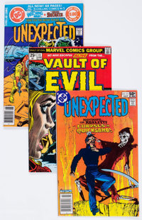 Bronze Age Horror Group of 20 (Various Publishers, 1970s).... (Total: 20 Comic Books)