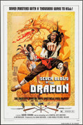 "Movie Posters:Action, Seven Blows of the Dragon & Other Lot (New World, 1973). One Sheets (2) (27"" X 41""). Action.. ... (Total: 2 Items)"
