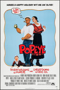 """Movie Posters:Musical, Popeye & Other Lot (Paramount, 1980). One Sheets (2) (27"""" X41""""). Musical.. ... (Total: 2 Items)"""