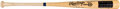 Baseball Collectibles:Bats, 1980's World Series MVPs Multi Signed Bat. ...