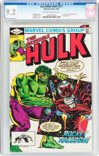 The Incredible Hulk #271 (Marvel, 1982) CGC NM- 9.2 Off-white to white pages