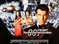 "Movie Posters:James Bond, Tomorrow Never Dies (United Artists, 1997). British Quads (2) (30"" X 40"") Regular and Advance.. ... (Total: 2 Items)"