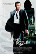 "Movie Posters:James Bond, Casino Royale (MGM, 2006). Full-Bleed One Sheet (27"" X 40"") DS.. ..."