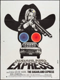 """Movie Posters:Crime, The Sugarland Express (Universal, 1974). French Grande (47"""" X 63""""). Crime.. ..."""