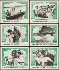 """Cruising the Arctic (Paramount, 1928). Lobby Cards (6) (11"""" X 14""""). Short Subject. ... (Total: 6 Items)"""