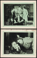 """Movie Posters:Comedy, Love's Languid Lure (Pathé, 1927). Lobby Cards (2) (11"""" X 14""""). Comedy.. ... (Total: 2 Items)"""