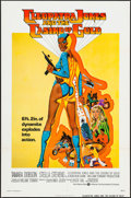 "Movie Posters:Blaxploitation, Cleopatra Jones and the Casino of Gold (Warner Brothers, 1975). One Sheet (27"" X 41""). Blaxploitation.. ..."