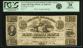 Obsoletes By State:Ohio, Toledo, OH - Erie and Kalamazoo Rail Road Bank $1.50 January 18,1841 Wolka 2556-04, Lee-ADR-4-67. PCGS Very Fine 30 Apparent....