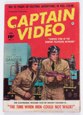 Golden Age (1938-1955):Science Fiction, Captain Video #2 (Fawcett Publications, 1951) Condition: VG-....