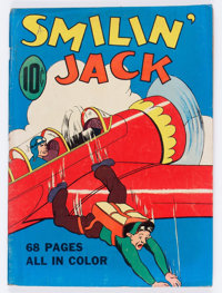 Four Color (Series One) #5 Smilin' Jack (Dell, 1940) Condition: VG