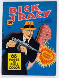 Golden Age (1938-1955):Crime, Four Color (Series One) #8 Dick Tracy (Dell, 1940) Condition: GD/VG....