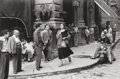 Photographs, Ruth Orkin (American, 1921-1985). American Girl in Italy, 1951. Gelatin silver, 1980. 12-3/8 x 18-3/4 inches (31.4 x 47....
