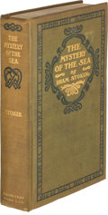 Books:Horror & Supernatural, Bram Stoker. The Mystery of the Sea. New York: Doubleday, Page & Co., 1902. First American edition. Presentation cop...