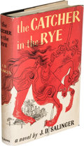 Books:Literature 1900-up, J.D. Salinger. The Catcher in the Rye. Boston: Little, Brownand Company, 1951....