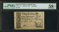 Colonial Notes:South Carolina, South Carolina April 10, 1778 5s PMG Choice About Unc 58 Net.. ...