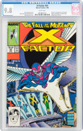 Modern Age (1980-Present):Superhero, X-Factor #24 (Marvel, 1988) CGC NM/MT 9.8 White pages....