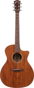 Musical Instruments:Acoustic Guitars, 2008 L. Benito Grand Auditorium Natural Acoustic Guitar, Serial # 08-07090501....