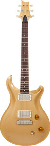Musical Instruments:Electric Guitars, 1995 Paul Reed Smith (PRS) McCarty Goldtop Solid Body ElectricGuitar, Serial # 5 22296....