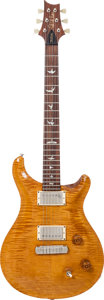 Musical Instruments:Electric Guitars, 1998 Paul Reed Smith (PRS) McCarty Violin Amber Solid Body Electric Guitar, Serial # 8 36691....