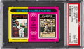 Baseball Cards:Singles (1970-Now), 1975 Topps Mini 1971 MVP's Blue/Torre #209 PSA Gem Mint 10 - PopTwo! ...
