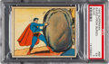 """Non-Sport Cards:Singles (Pre-1950), 1940 Superman """"Saved From Buried Alive"""" #69 PSA EX 5...."""