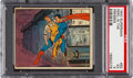 "Non-Sport Cards:Singles (Pre-1950), 1940 Superman ""Peril in the Presses"" #62 PSA EX 5...."