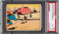 "Non-Sport Cards:Singles (Pre-1950), 1940 Superman ""Saved By Superman"" #68 PSA EX-MT 6...."