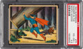 "Non-Sport Cards:Singles (Pre-1950), 1940 Superman ""Danger in the North Woods"" #70 PSA VG-EX+ 4.5...."